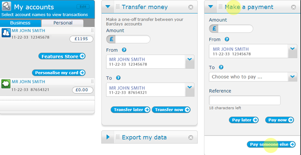 local transfer guide using barclays online bank help rh support transfergo com money transfer to london from us wiring money to indonesia