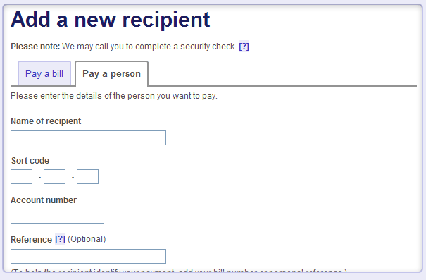 Amount Write Down The Of Money You Ve Previously Booked In Your Transfergo Profile